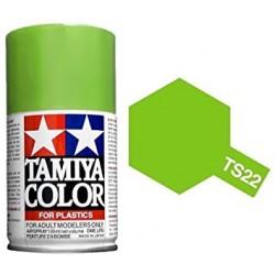 TAMIYA TS22 VERDE CLARO