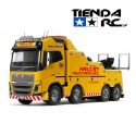 TAMIYA VOLVO FH16 TOW-TRUCK 8X4