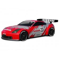 HPI NISSAN 35OZ NISMO GT RACE BODY (200MM)