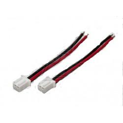CONECTORES MINI CON CABLE (HEMBRAS) (2PCS)