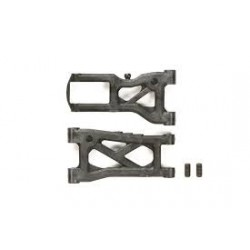 TRF 418 D PARTS (CARBON REINFORCED SUSPENSION ARMS)