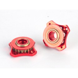 SPEC-R 7075 ALU. HARD COATED CENTER PULLEY  (20T)
