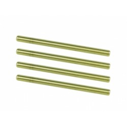 3RACING  SUSPENSIONTITANIUM COATED INNER PIN SET 46MM
