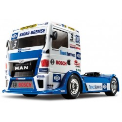 TAMIYA TT01E TEAM HAHN RACING MAN TGS