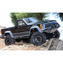 JEEP COMANCHE FULL BED CLEAR BODY