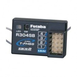 RECEPTOR FUTABA R304SB T-FHSS